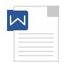柬埔寨签证材料个人信息表模板