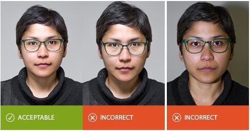 眼镜镜片不能反光