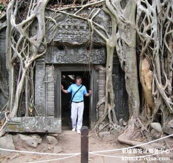 赵先生如愿办理柬埔寨签证