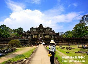 程女士成功申请了柬埔寨旅游签证