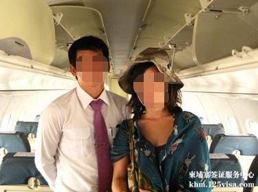 赵先生夫妻办理柬埔寨旅游签证去探望弟弟