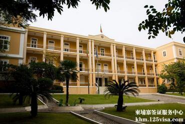 大使馆和领事馆的区别是什么?