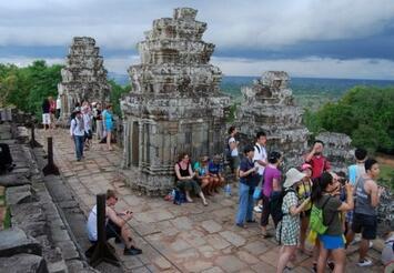 厉害了!柬埔寨今年将接待至少一百万中国游客