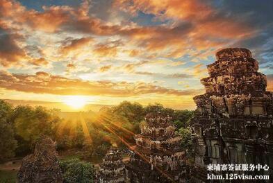 柬埔寨有1年多次签证吗?