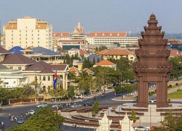 柬埔寨电子签证怎么入海关?