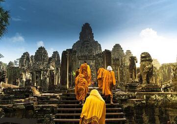 提醒中国游客尊重当地宗教和习俗