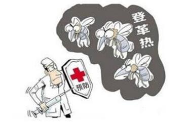 提醒在柬埔寨中国同胞注意登革热病