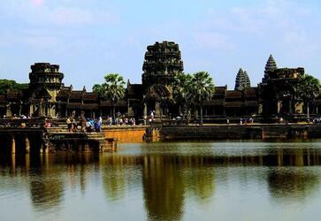 邱小姐成功获得柬埔寨旅游签证