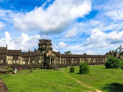 如何办理柬埔寨落地签证?